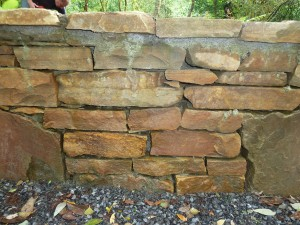 The Gardens Boyle Stone wall Landscaping Stone masonry (1)