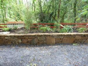 The Gardens Boyle Stone wall Landscaping Stone masonry (3)