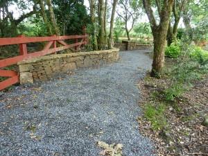 The Gardens Boyle Stone wall Landscaping Stone masonry (8)