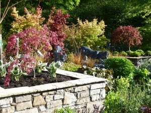 The Gardens Herbaceous Border  (1)
