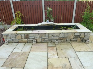 The Gardens Landscaping Paving patios yard natural stone (6)