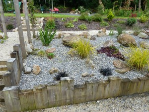 The gardens Landscaping rock garden alpine herbaceous planting (5)